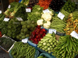 ayurveda voeding groente